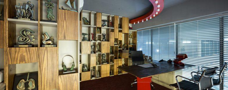 Interiores - mezanino