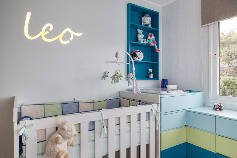 Interiores - dormitório infantil