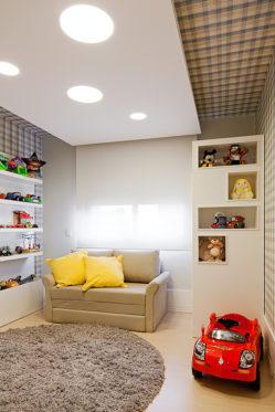 Interiores - quarto brinquedos