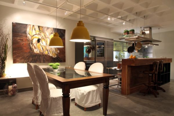 Interiores - jantar
