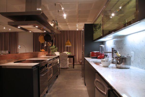 Interiores - cozinha