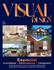 Capa Anuário Visual Design - Cópia