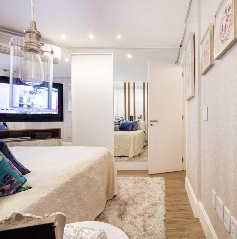 Interiores - dormitório