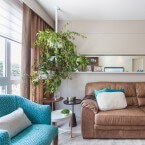 Interiores - cantinho verde
