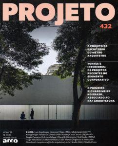 Mundstock Arquitetura_Revista Projeto_Capa